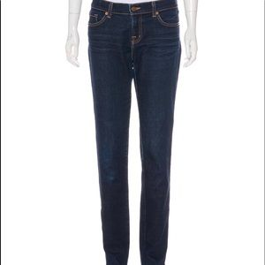 Comfy! J Brand Mid-Rise Skinny Jeans